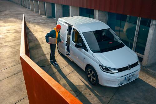 Der neue Caddy Cargo
