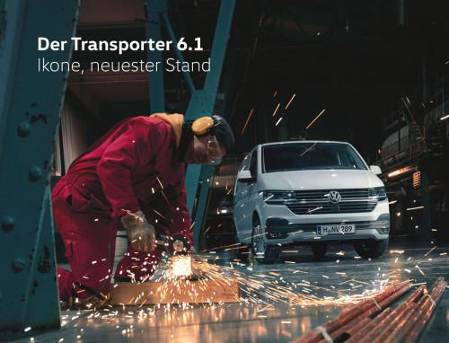 Der Transporter 6.1 - Ikone, neuester Stand