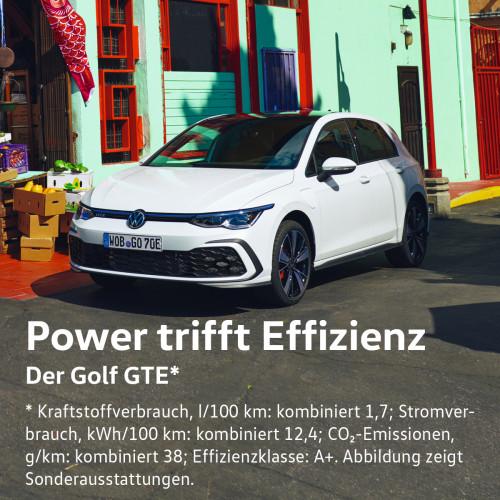 Der Golf GTE